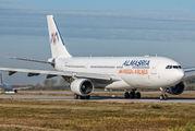 SU-TCH - Al Masria Airbus A330-200 aircraft
