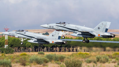 C.15-55 - Spain - Air Force McDonnell Douglas EF-18A Hornet