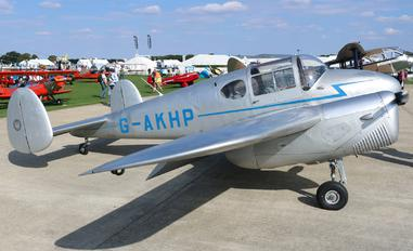 G-AKHP - Private Miles M.65 Gemini