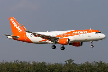 OE-IVN - easyJet Europe Airbus A320