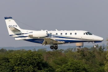 OO-FTS - Abelag Aviation Cessna 560XL Citation Excel
