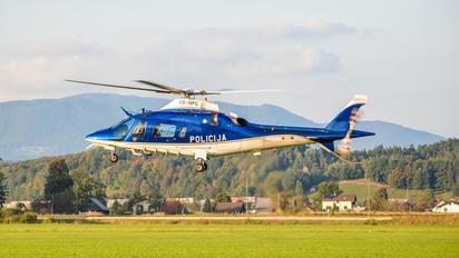 S5-HPG - Slovenia - Police Agusta / Agusta-Bell A 109E Power