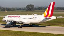 D-AKNJ - Germanwings Airbus A319 aircraft