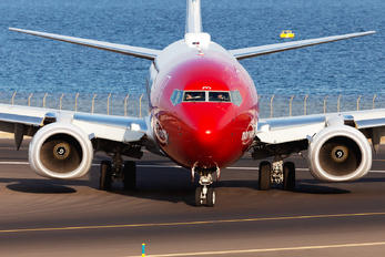 EI-FVY - Norwegian Air International Boeing 737-800