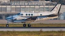 9A-SET - Private Beechcraft 90 King Air aircraft