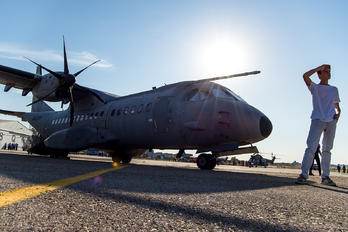 T.21-01 - Spain - Air Force Casa C-295M