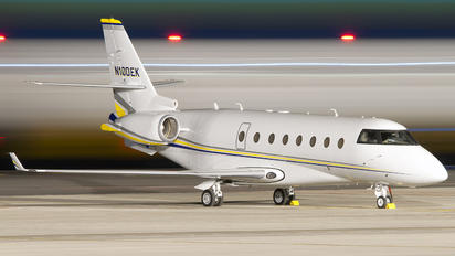 N100EK - Private Gulfstream Aerospace G200