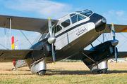 EC-AAY - Fundación Infante de Orleans - FIO de Havilland DH. 89 Dragon Rapide aircraft