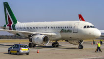 EI-IMI - Alitalia Airbus A319 aircraft