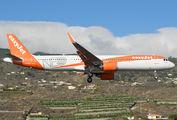 G-UZMA - easyJet Airbus A321 NEO aircraft