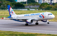 VQ-BCZ - Ural Airlines Airbus A320 aircraft