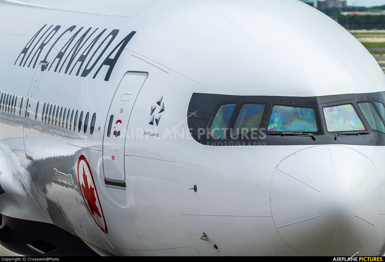 Air Canada C-FNND aircraft at Toronto - Pearson Intl, ON