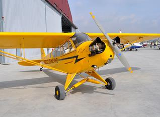 I-MALU - Aeroclub Milano Piper J3 Cub