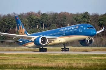 VN-A862 - Vietnam Airlines Boeing 787-9 Dreamliner