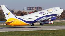 UR-CQX - YanAir Boeing 737-400 aircraft