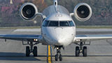 Lufthansa Regional - CityLine Canadair CL-600 CRJ-900 D-ACNC at Kraków - John Paul II Intl airport