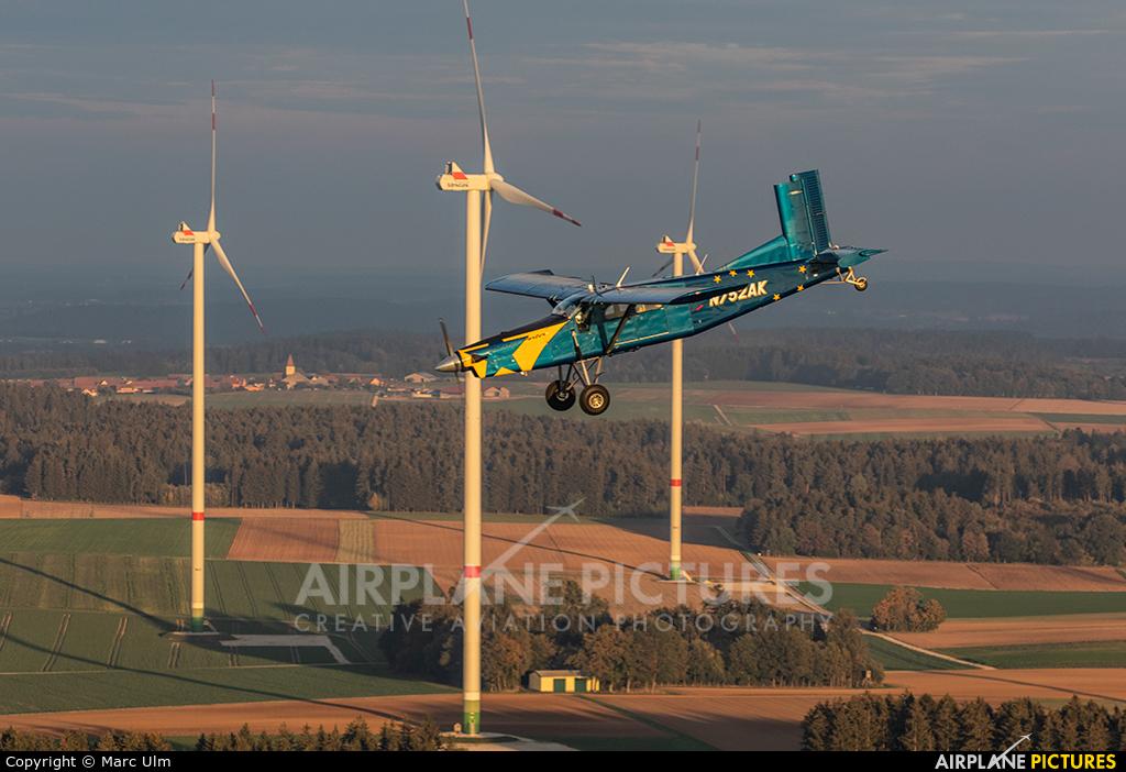 Skydive Colibri N752AK aircraft at In Flight - Germany