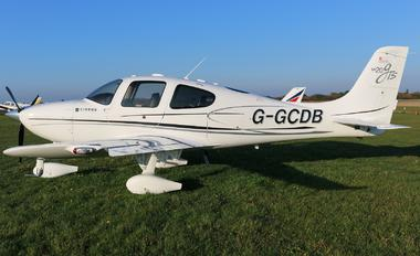G-GCDB - Private Cirrus SR20