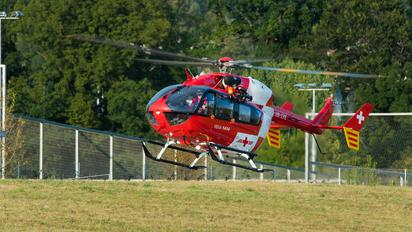 HB-ZRE - REGA Swiss Air Ambulance  Eurocopter EC145
