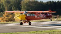 HB-PIC - Private Piper PA-18 Super Cub aircraft