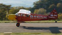 HB-PIC - Private Piper PA-18 Super Cub aircraft