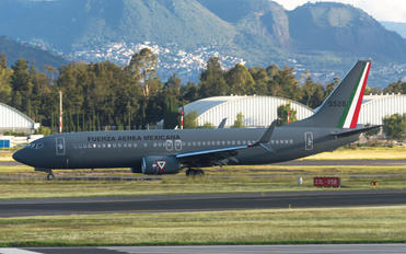 3528 - Mexico - Air Force Boeing 737-800
