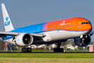 KLM Boeing 777-300ER PH-BVA at Amsterdam - Schiphol airport
