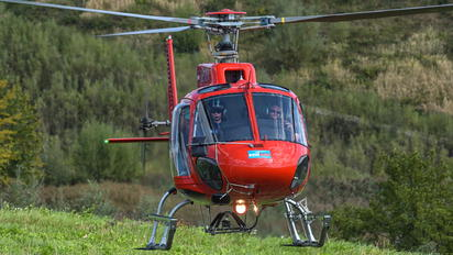 OE-XSK - Heli Tirol Eurocopter AS350 Ecureuil / Squirrel