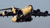 09-9208 - USA - Air Force Boeing C-17A Globemaster III aircraft
