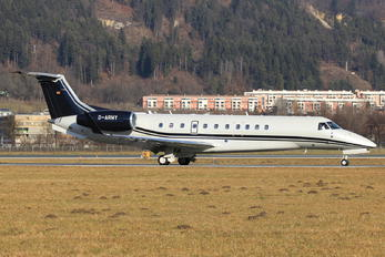 D-ARMY - Air Hamburg Embraer ERJ-135 Legacy 600