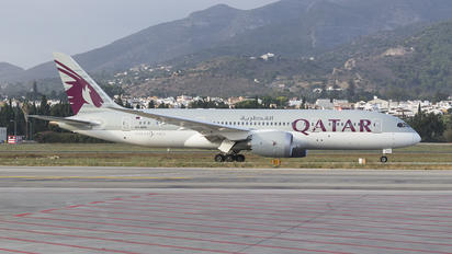 A7-BDD - Qatar Airways Boeing 787-8 Dreamliner