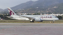A7-BDD - Qatar Airways Boeing 787-8 Dreamliner aircraft