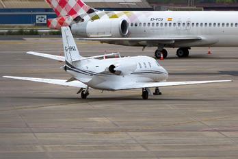 G-IPAX - Private Cessna 560XL Citation XLS