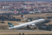 B-KPQ - Cathay Pacific Boeing 777-300ER aircraft