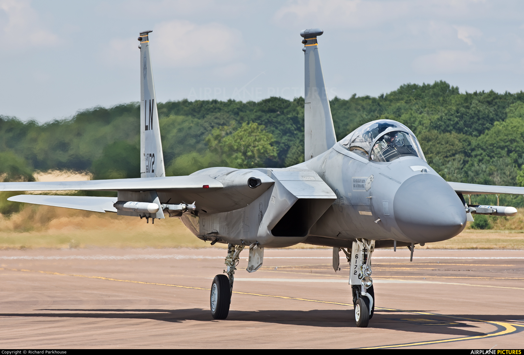 USA - Air Force 86-0172 aircraft at Fairford