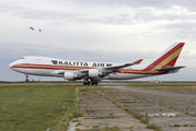 N705CK - Kalitta Air Boeing 747-200F aircraft