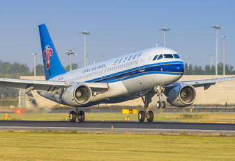 B-6783 - China Southern Airlines Airbus A320