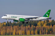 LN-WEA - Widerøe Embraer ERJ-190-E2 aircraft