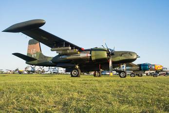 NX4988N - Private Douglas A-26 Invader