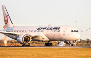 JA870J - JAL - Japan Airlines Boeing 787-9 Dreamliner