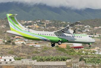 EC-MIF - Binter Canarias ATR 72 (all models)