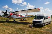 SP-KBA - Fundacja Biało-Czerwone Skrzydła - Airport Overview - Photography Location aircraft