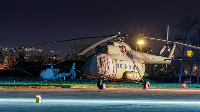 12366 - Serbia - Air Force Mil Mi-8