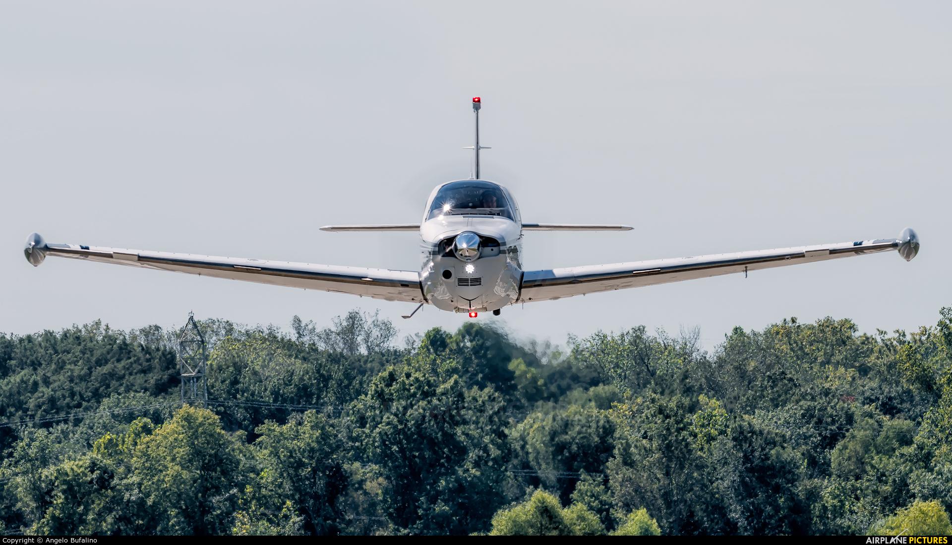 Private N3681U aircraft at Millington Regional Jetport