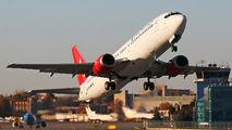 EC-MFS - AlbaStar Boeing 737-400 aircraft