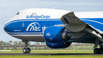 VQ-BFU - Air Bridge Cargo Boeing 747-8F aircraft