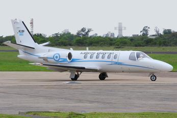 AE-186 - Argentina - Army Cessna 550 Citation Bravo