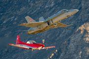 Switzerland - Air Force J-5007 image