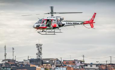 PR-SPS - Brazil - Police Aerospatiale AS350 Ecureuil / Squirrel