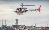 PR-SPS - Brazil - Police Aerospatiale AS350 Ecureuil / Squirrel aircraft